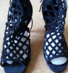Туфли для танцев.35р-35,5
