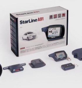 StarLane a91 (с установкой)