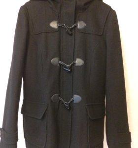 Демисезонное пальто, полупальто, куртка пальто.