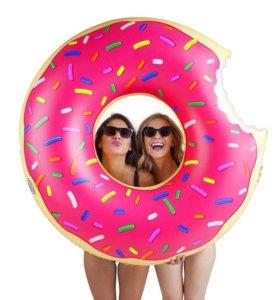 Надувной Пончик 🍩 круг
