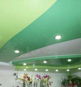 Натяжной потолок от производителя
