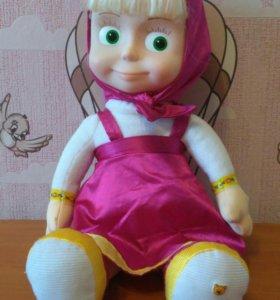Кукла мягконабивная Маша