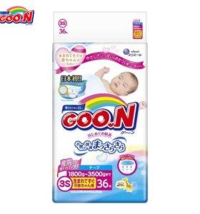 Подгузники GooN 3s