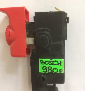 Выключатель на перфоратор Bosch