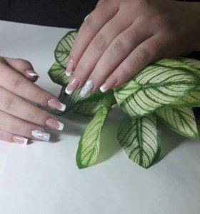 Маникюр/ Наращивание ногтей