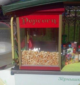 Аппарат для попкорна gold medal