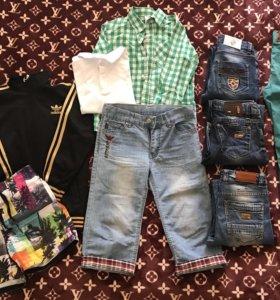 Вещи для мальчика 10-12 лет