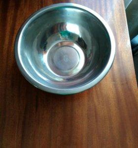 Алюминиевая миска