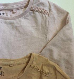 кофты/водолазки/футболки с длинными рукавами next