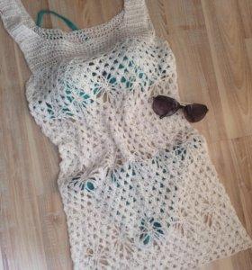 Пляжные платья.