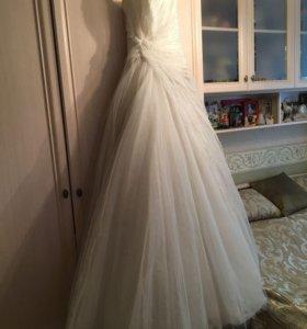Cвадебное платье Monique Lhuillier Bliss