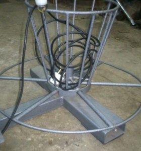 Машинка для перемотки кабеля