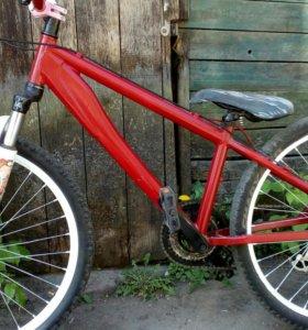 Велосипед ATOM DX