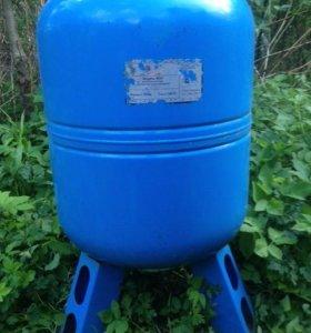Гидроаккумулятор 50 литров (Россия) б/у