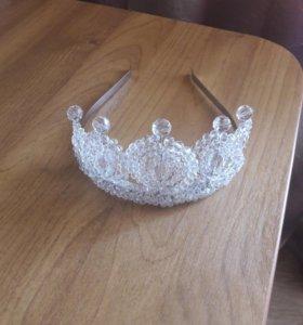 Корона (ручной работы)