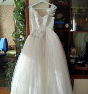 Эксклюзивное свадебное платье от Anna-Mariee