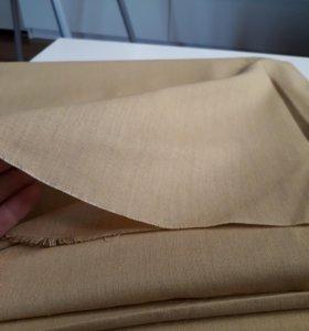 Ткань 5м×1,38м  для шитья хлопок