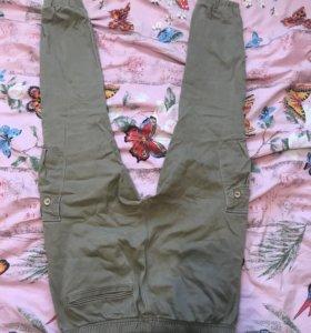 штаны 2 сразу