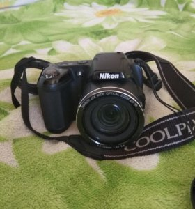 Фотоаппарат Nicon Collpix L 810