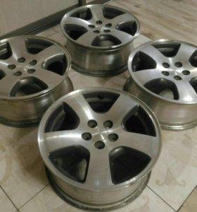 Оригинальные диски Subaru R16 5x100