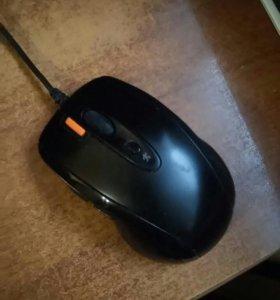 Мышь a4tech. ГРЭС