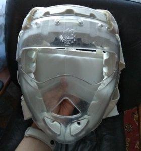 Шлем для караты