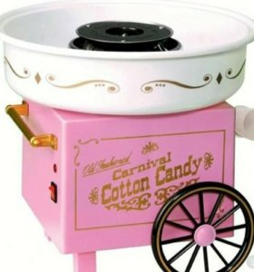 Аппарат сладкой ваты