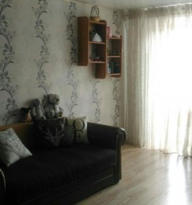 Квартира, 1 комната, 28.6 м²