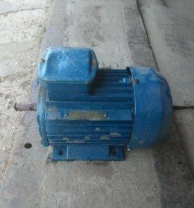 Электродвигатель 1.1 квт