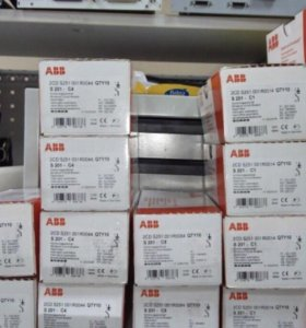 ABB Германия sh201L автоматы