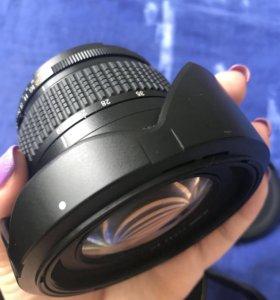 Объектив TAMRON AF 19-35mm f/3.5-4.5
