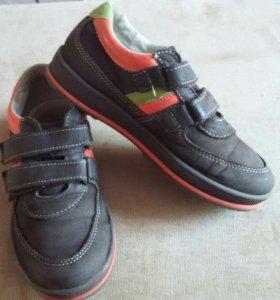 Туфли для дошкольника