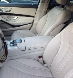 Аренда Mercedes-Benz Maybach S400 с водителем