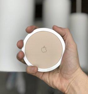 Беспроводная зарядка Apple iPhone lightning
