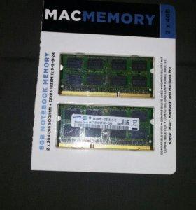 Оперативная память macmemori