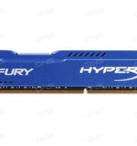 Kingston HyperX FURY Blue [HX318C10F/8] 8 ГБ