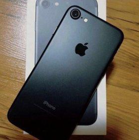 iPhone 7 32Гб РСТ на гарантии