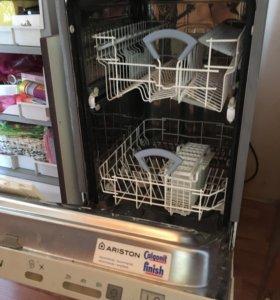 Посудомоечная машина Ariston CIS LI 480A
