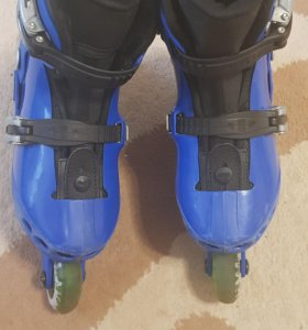 Ролики синие Roces
