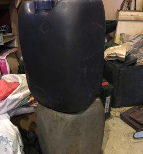 Канистры 30 и50 литров