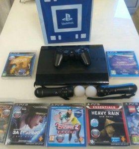 Sony Playstation 3. 500 gb
