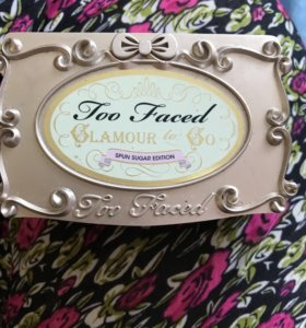 Палетка Too Faced