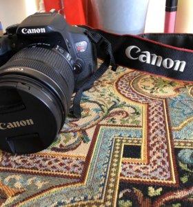 Саnon rebel t3i фотоаппарат