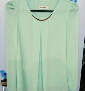 Блузка и юбка 42-44 р