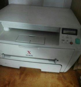Принтер 3 в 1 XEROX