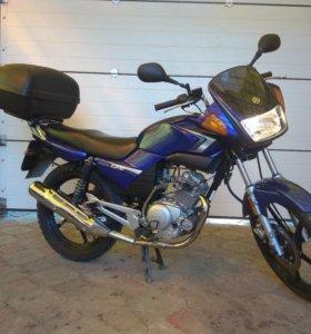 Мотоцикл Yamaxa ybr 125