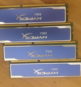 Kingston DDR3 2Gb 1600Mhz
