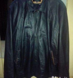 Кож. куртка