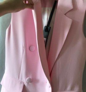 Жилет(платье)