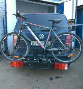 Багажник для 2 велосипедов